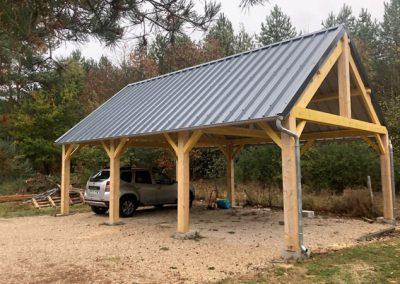 Création de hangar, garage